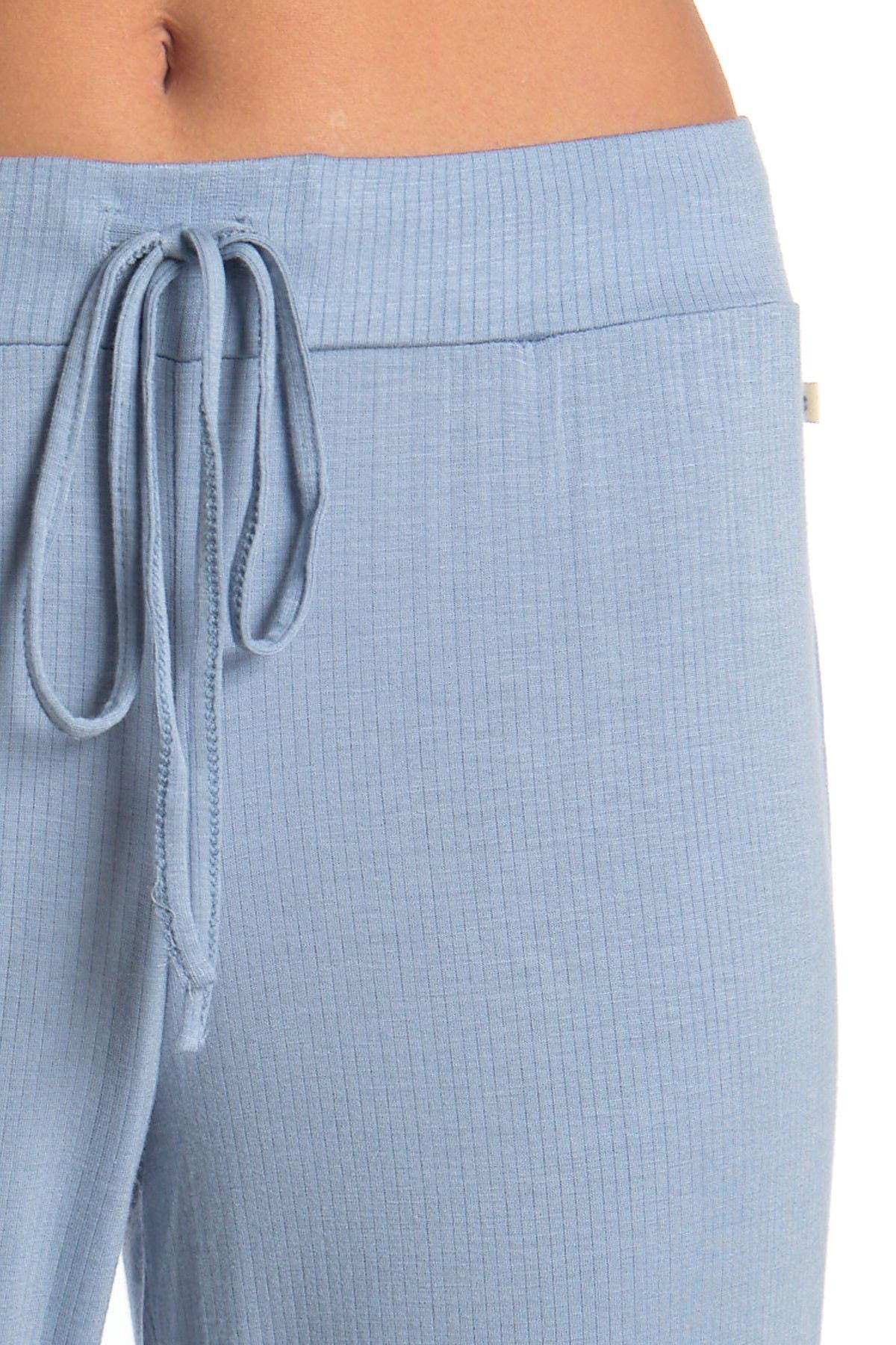 Lucky Brand T-Shirt & Pants Pajama 2-Piece Set