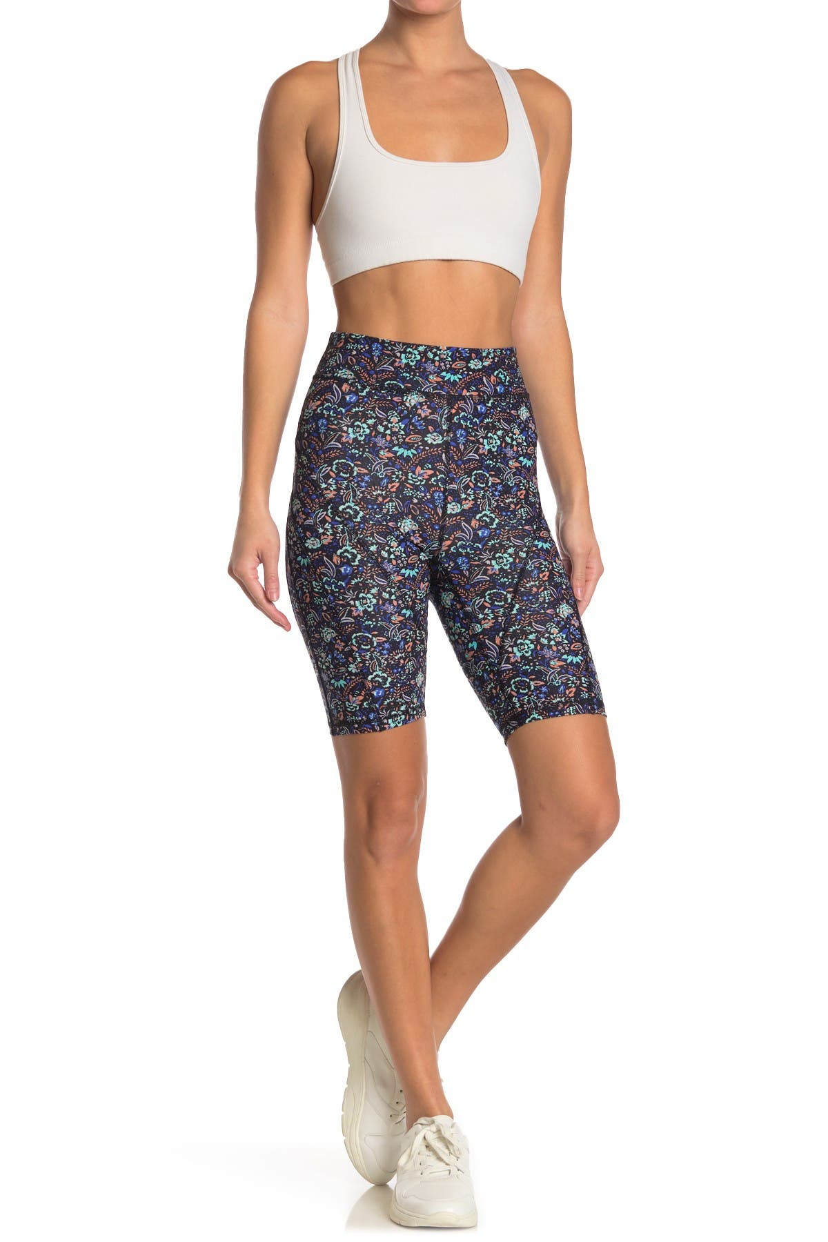 Image of Free People FP Movement Lose Your Marbles Bike Shorts