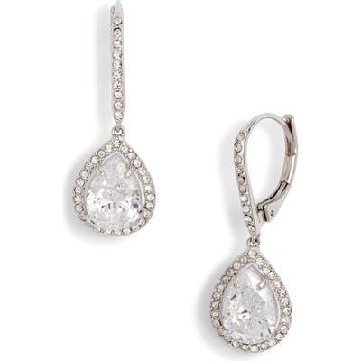 Nordstrom Cubic Zirconia Drop Earrings