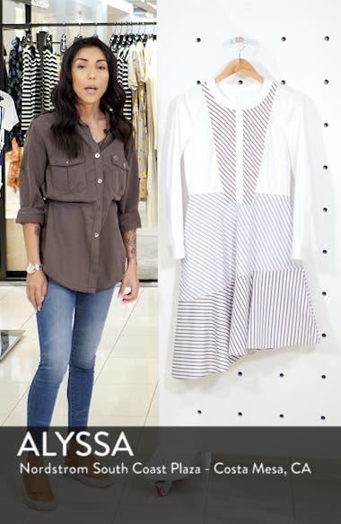 Asymmetrical Shirtdress, sales video thumbnail