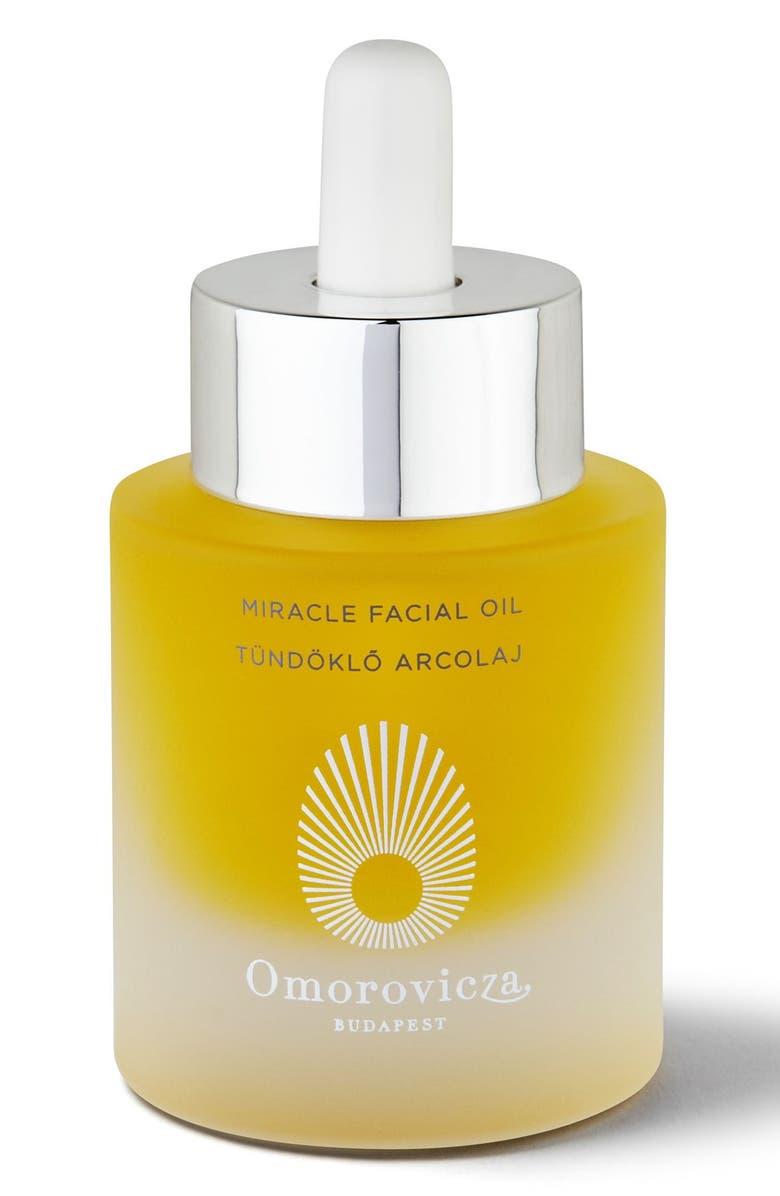 OMOROVICZA Miracle Facial Oil, Main, color, NO COLOR