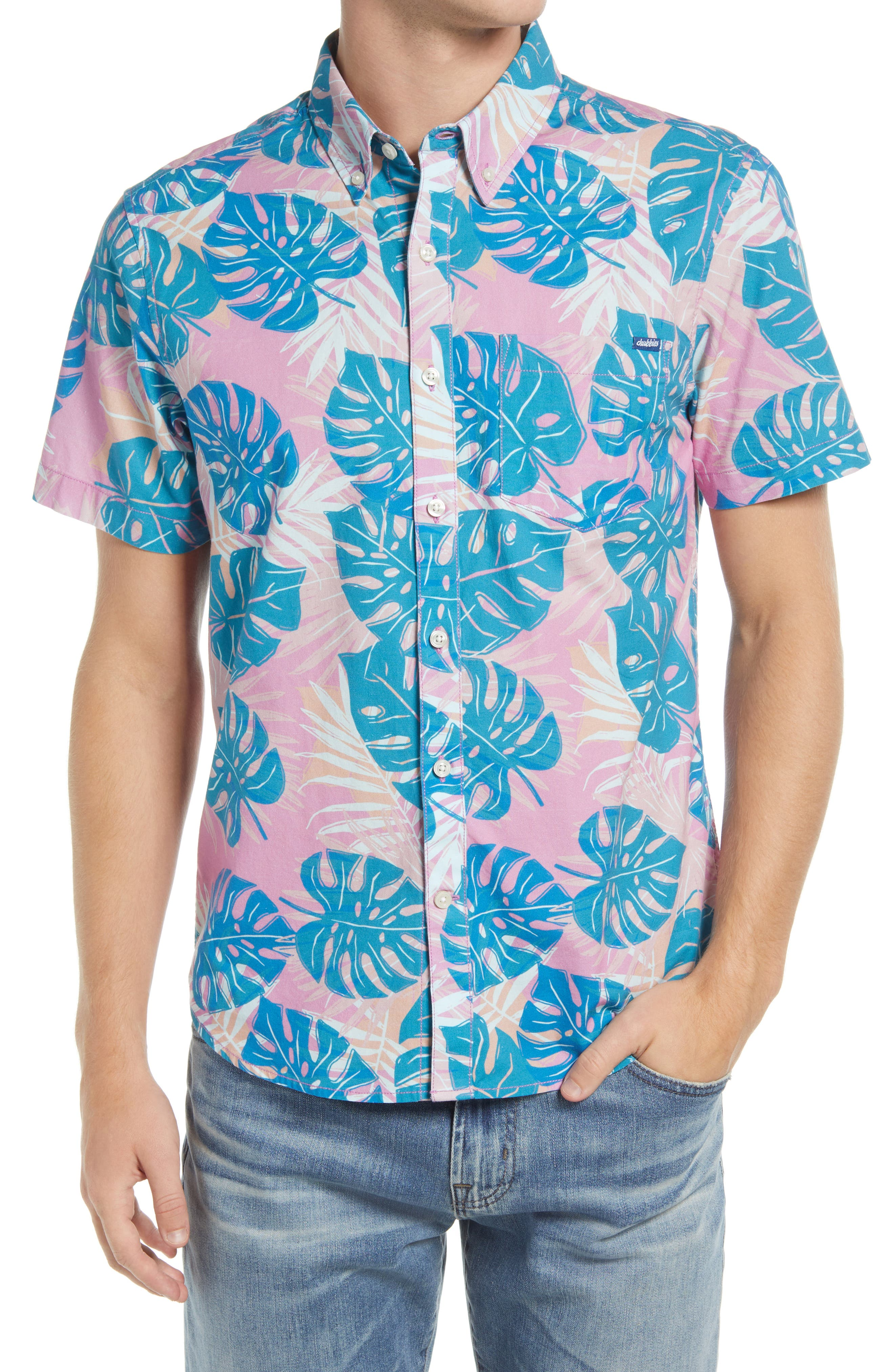 The Remote Breeze Short Sleeve Stretch Button-Down Shirt