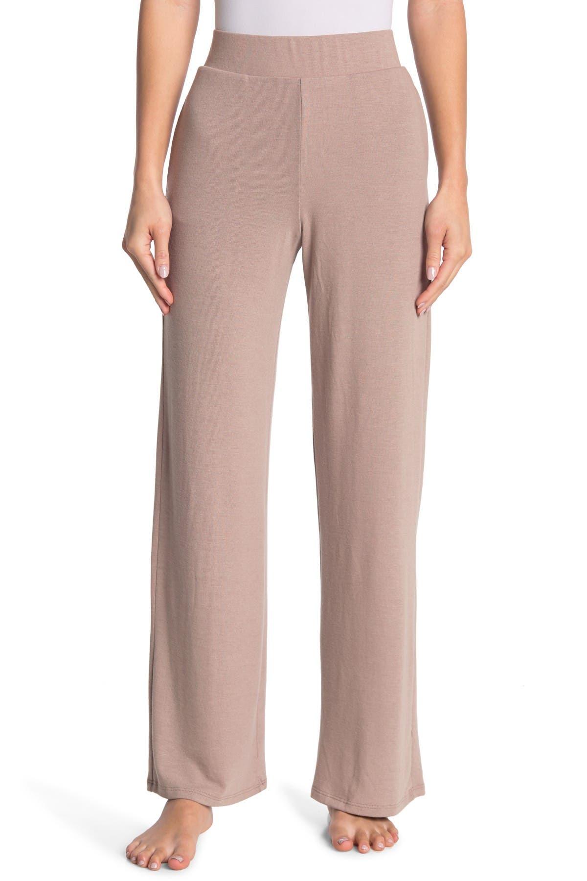 Image of Socialite Brushed Knit Lounge Pants