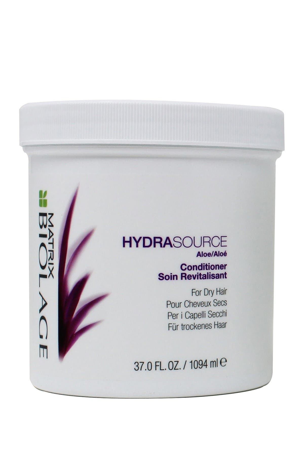Image of BIOLAGE Hydrasource Conditioner Jar - 37 oz.