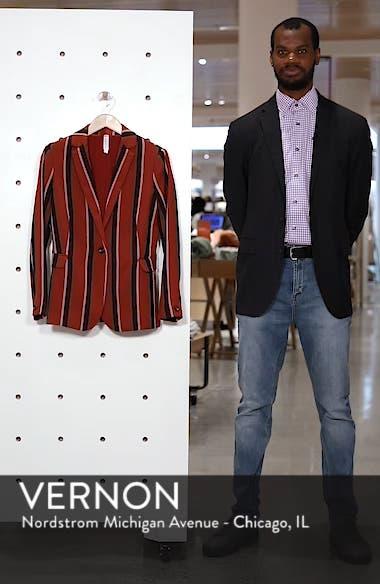 Stripe Blazer, sales video thumbnail