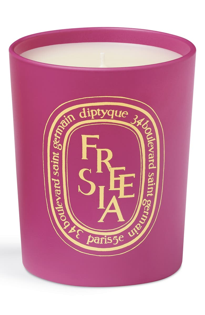 DIPTYQUE Freesia Candle, Main, color, 000