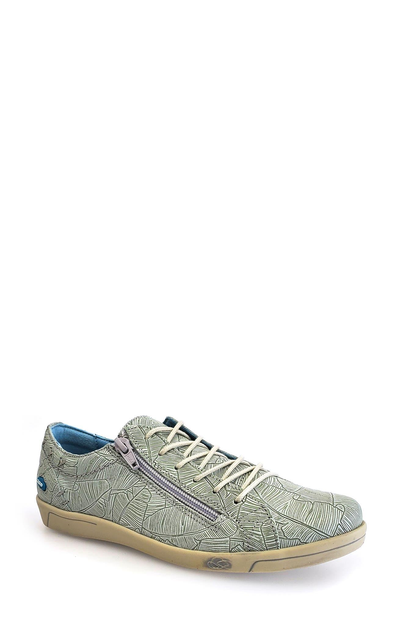 Aika Lace-Up Sneaker