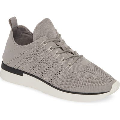 Jslides Gigi Knit Low Top Sneaker, Grey