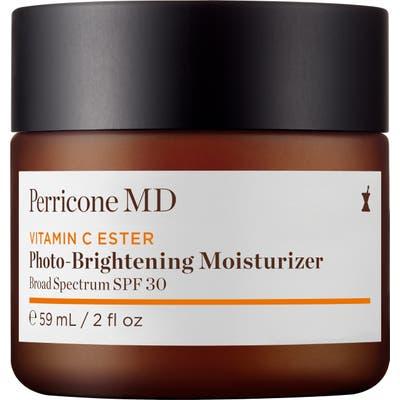 Perricone Md Vitamin C Ester Photo-Brightening Moisturizer Spf 30, oz