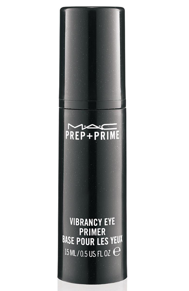 MAC COSMETICS M·A·C 'Prep + Prime' Vibrancy Eye Primer, Main, color, 000