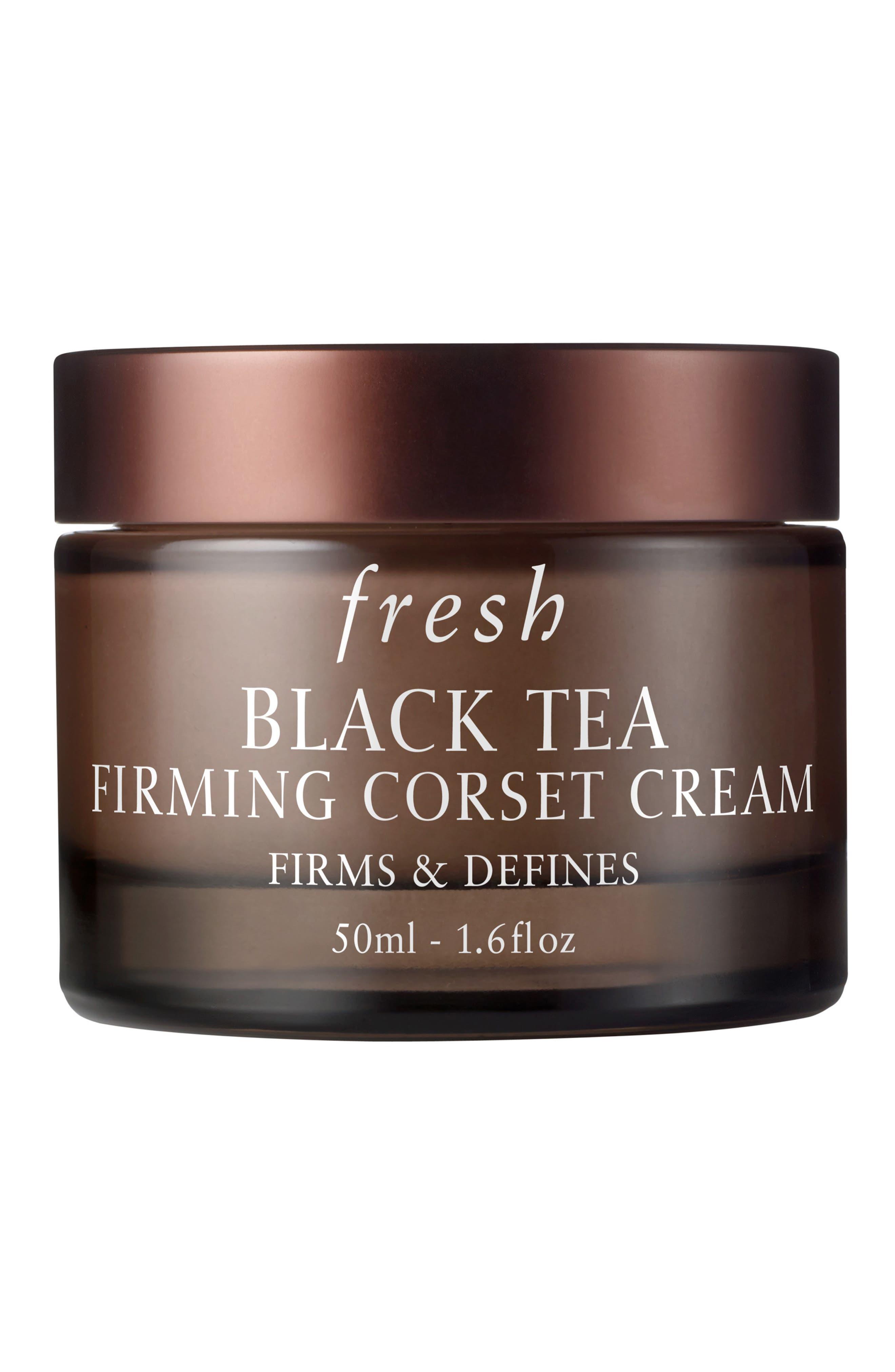 Black Tea Firming Corset Cream Firming Moisturizer | Nordstrom