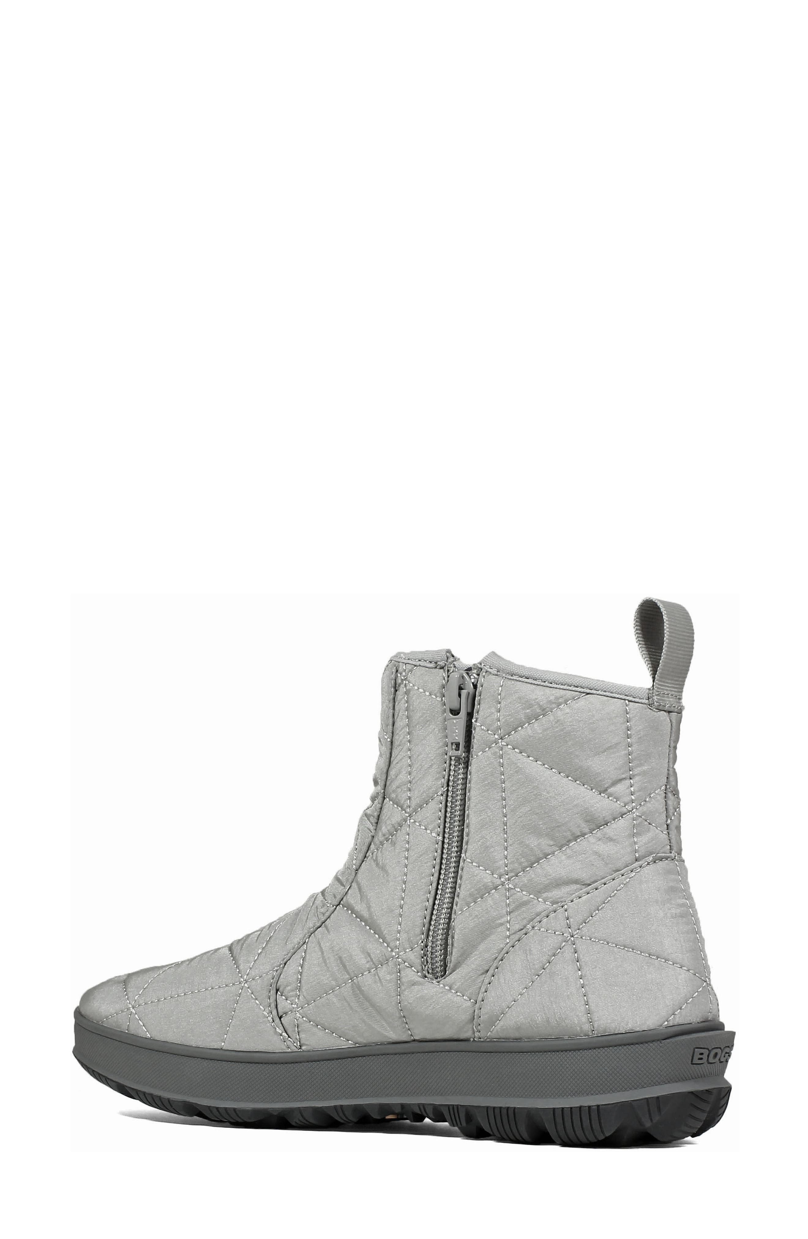 ,                             Snowday Waterproof Quilted Snow Boot,                             Alternate thumbnail 10, color,                             020