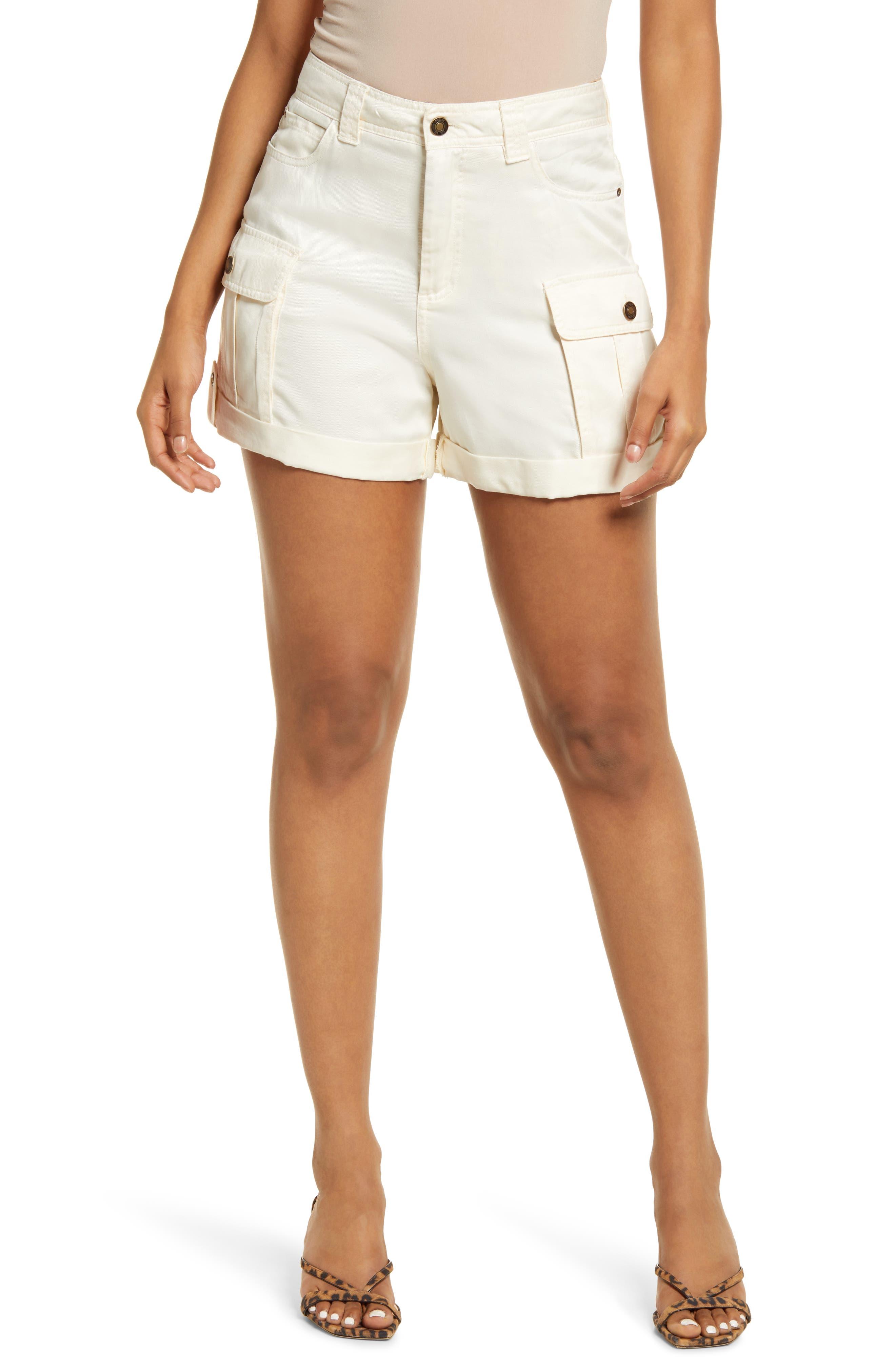 Iris Cargo Shorts