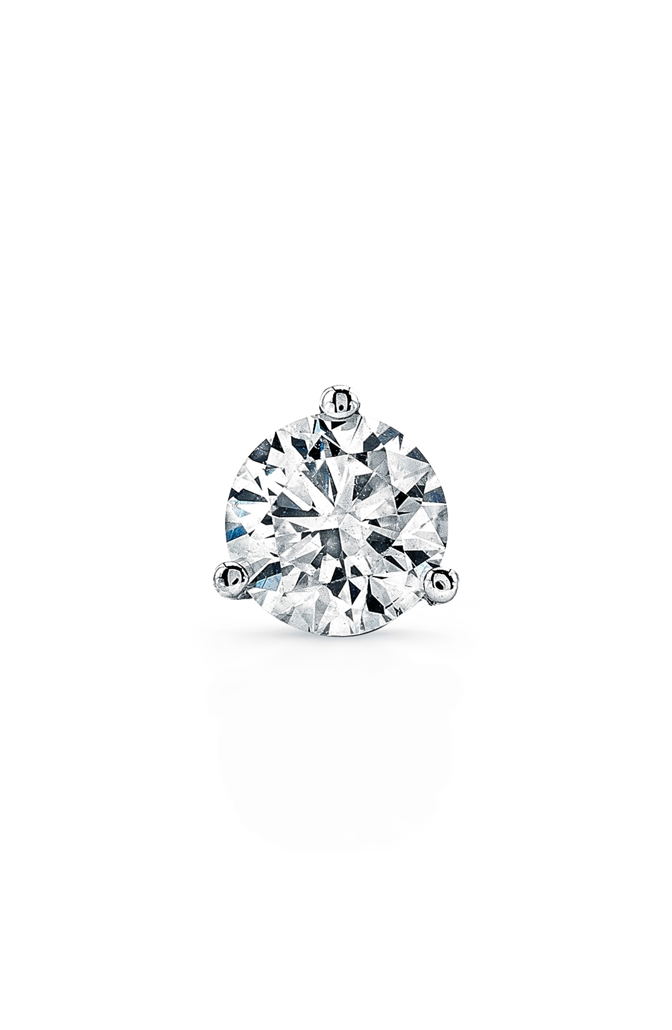 Single Diamond Stud Earring (Nordstrom Exclusive)