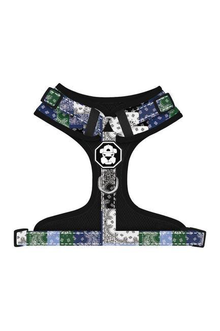 Image of FRESH PAWZ Paisley Mash Up | Adjustable Mesh Harness - Medium