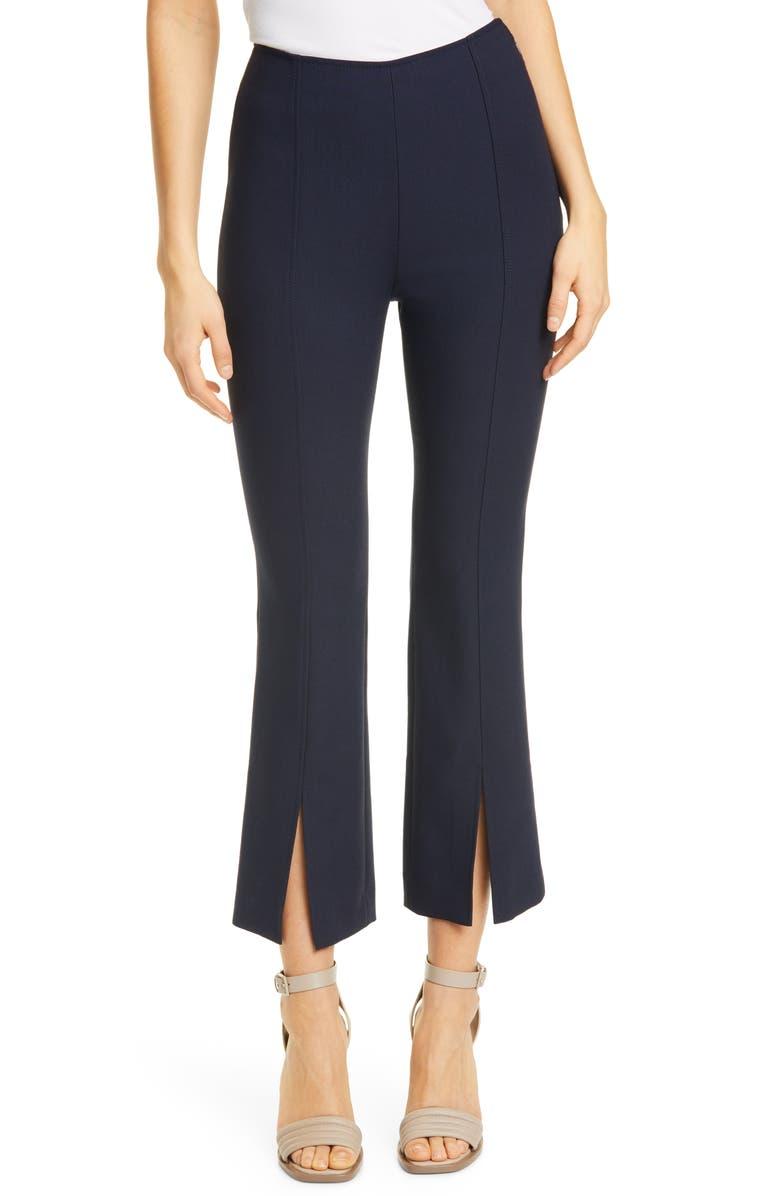 CINQ À SEPT Kym Pants, Main, color, NAVY