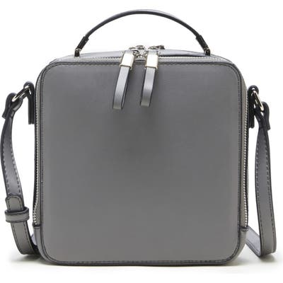 Sole Society Nycky Faux Leather Crossbody Bag -