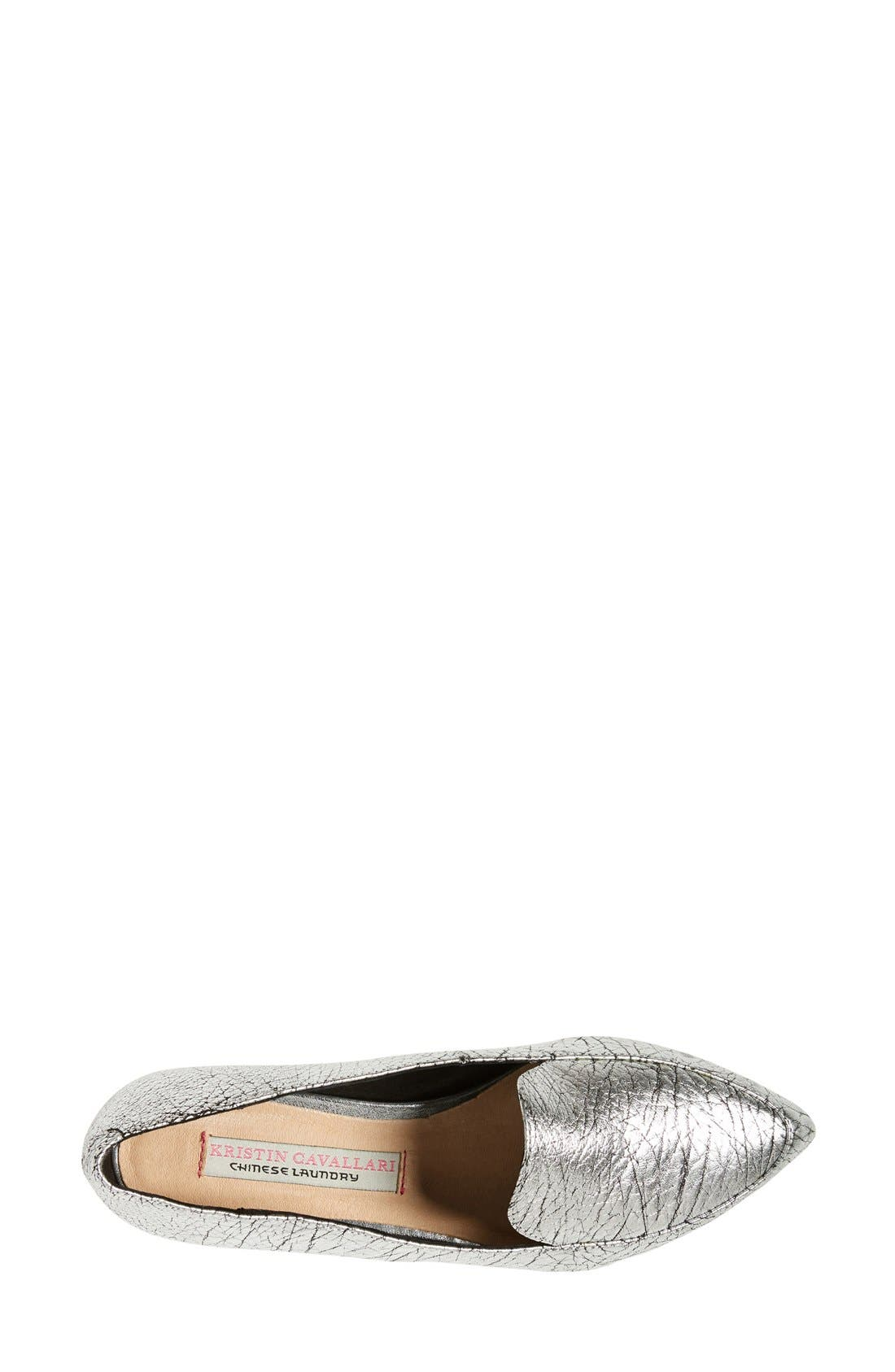 ,                             'Chandy' Loafer,                             Alternate thumbnail 3, color,                             040