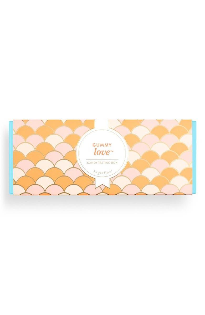 SUGARFINA Gummy Love Tasting Box, Main, color, 800