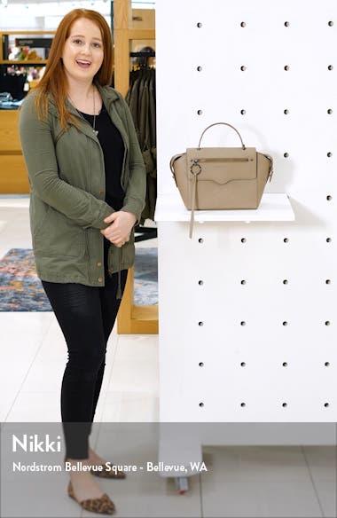 Gabby Leather Satchel, sales video thumbnail