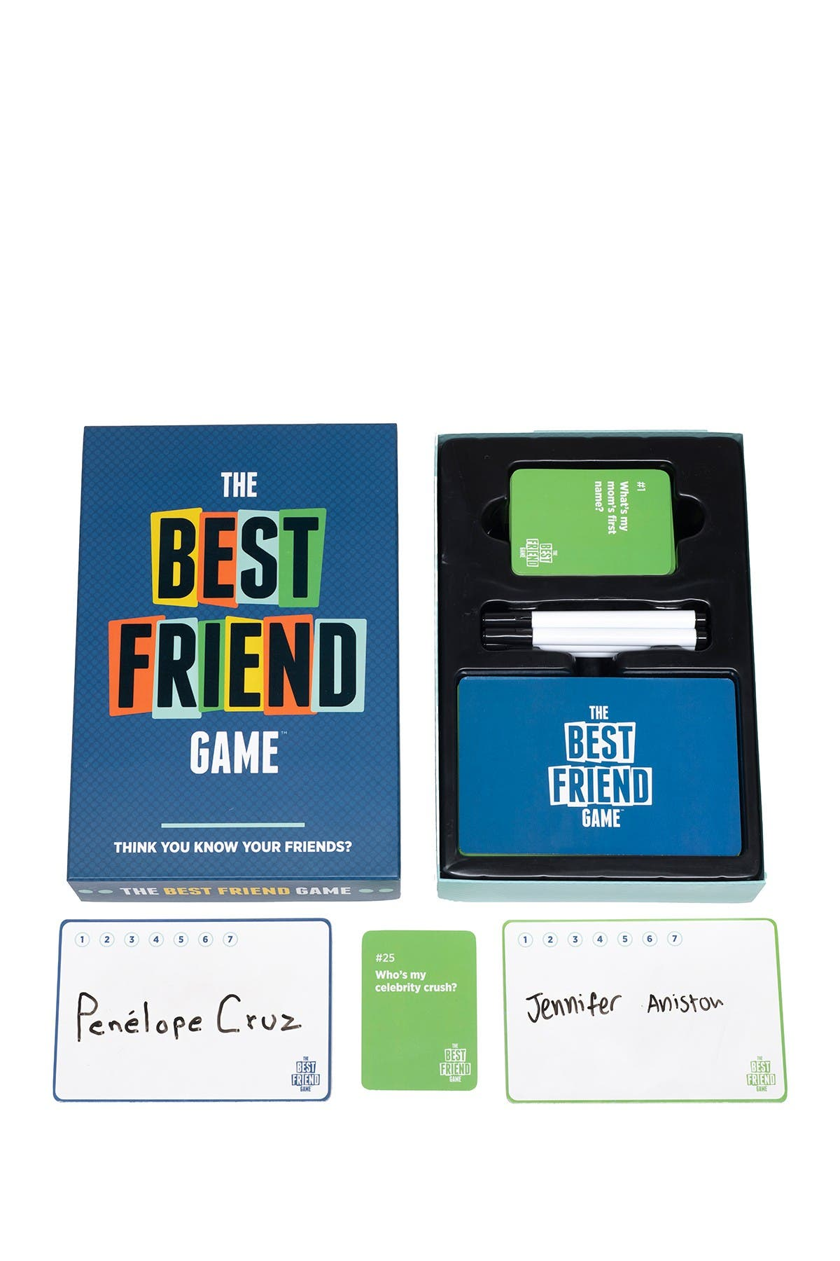 Image of DSS GAME The Best Friend Game
