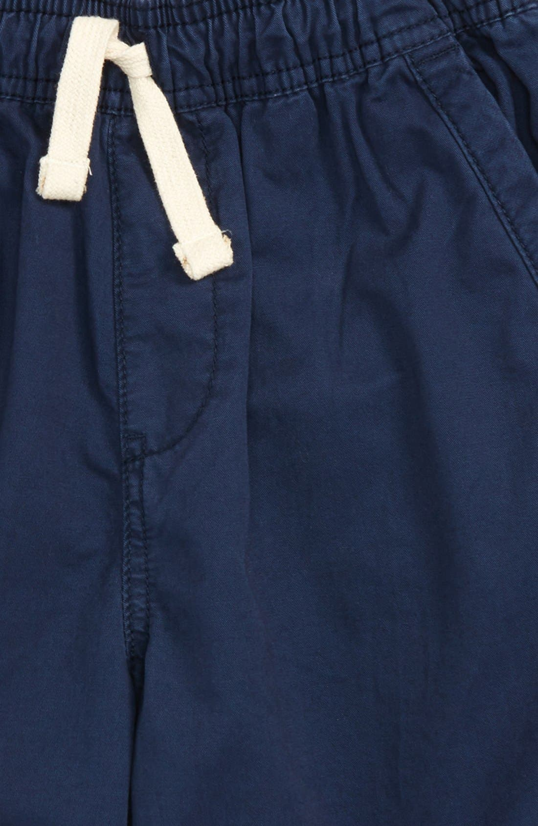 ,                             Cotton Twill Shorts,                             Alternate thumbnail 16, color,                             410