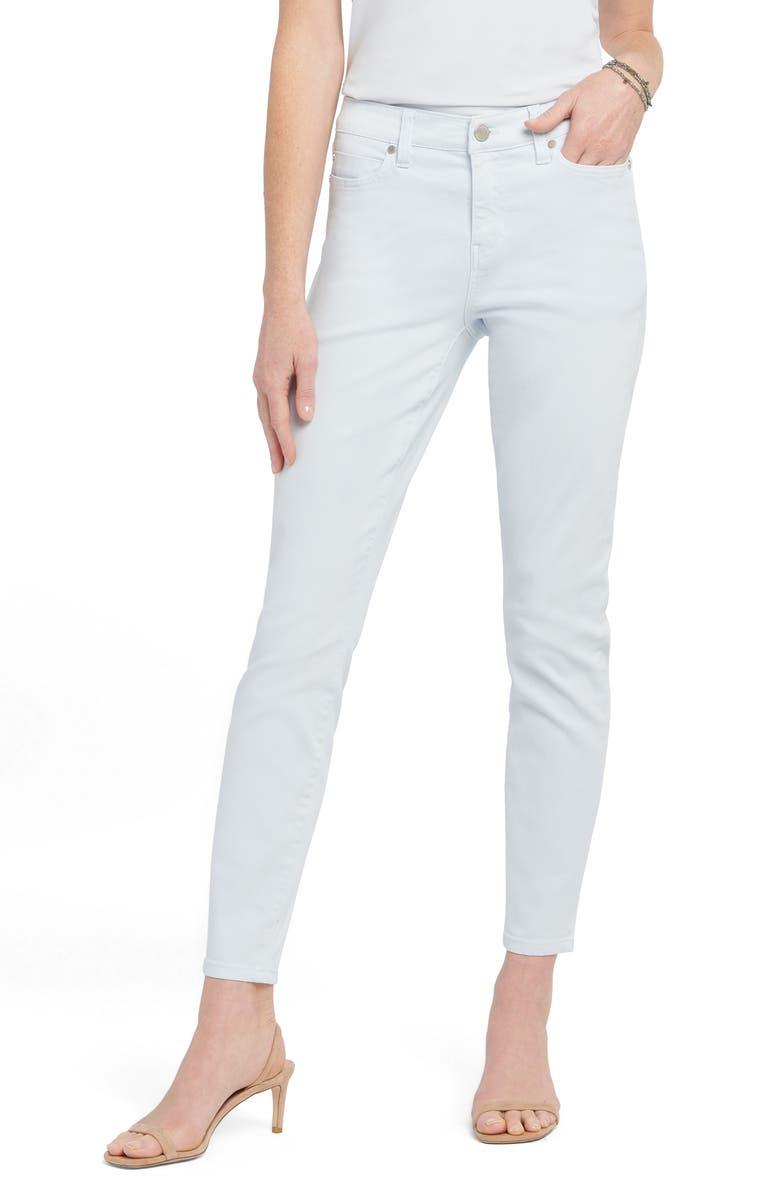 NIC+ZOE Skinny Jeans, Main, color, 421