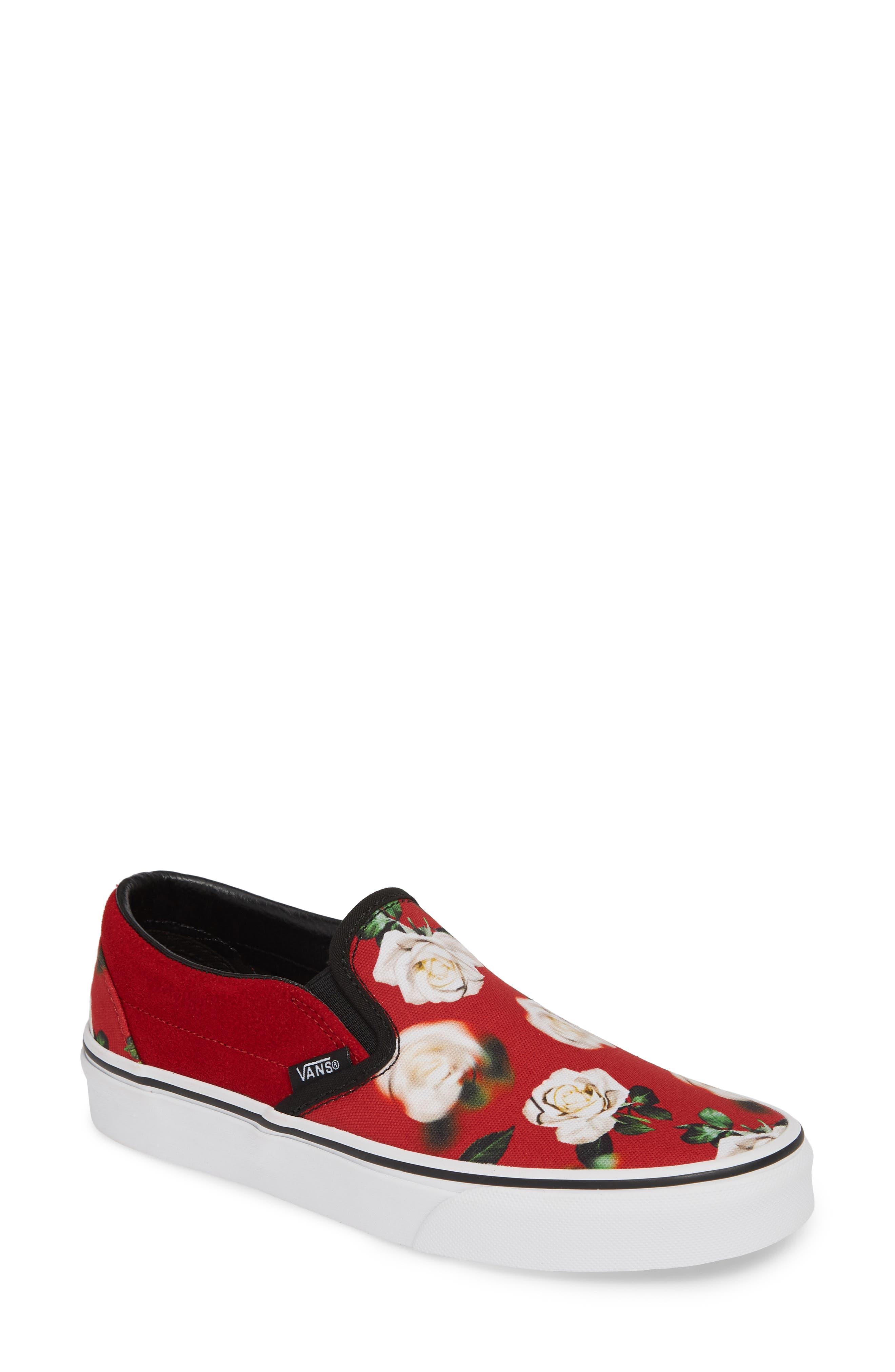 ,                             Classic Slip-On Sneaker,                             Main thumbnail 461, color,                             622