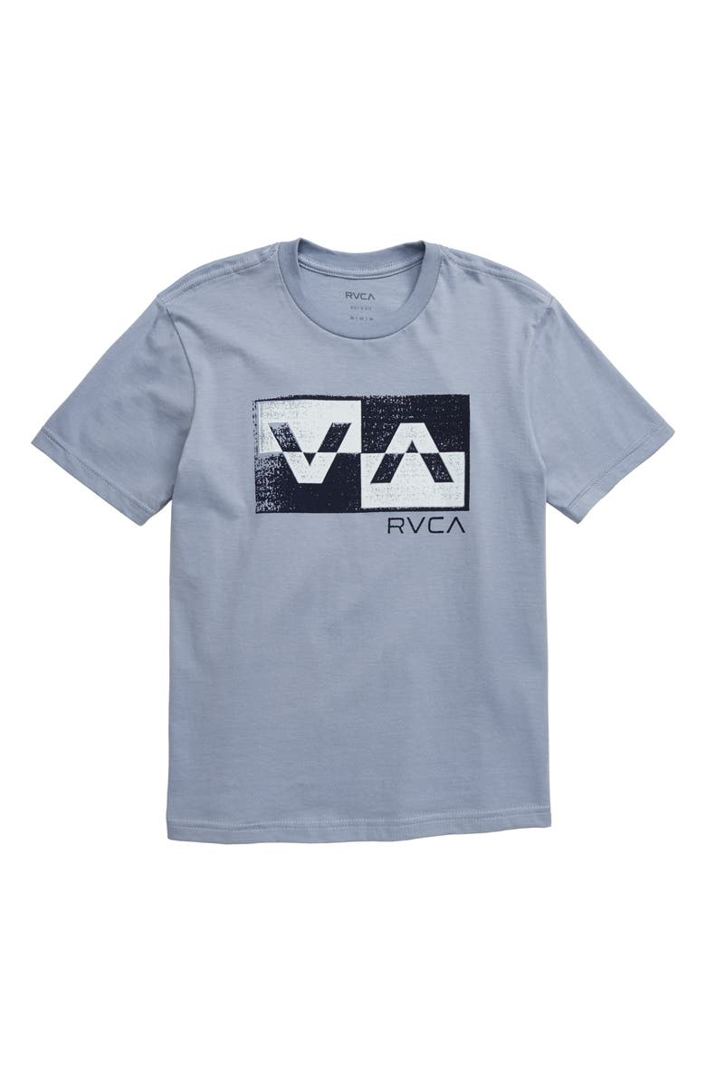 RVCA Random Box T-Shirt, Main, color, 478