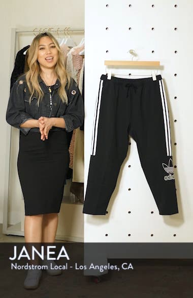 Outline Cropped Pants, sales video thumbnail