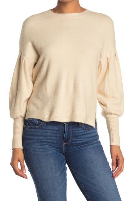 Image of HYFVE Bubble Sleeve Oversized Sweater