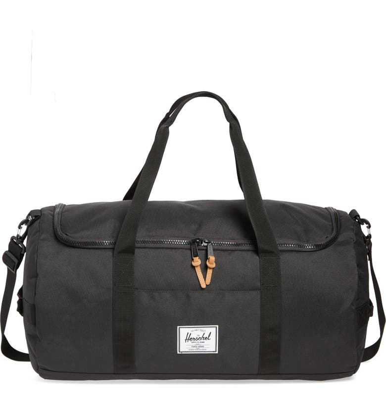 HERSCHEL SUPPLY CO. Sutton Duffle Bag, Main, color, 001