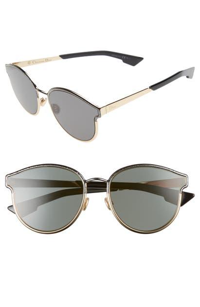 Dior Sunglasses SYMMETRICS 59MM SUNGLASSES - BLACK/ BLACK