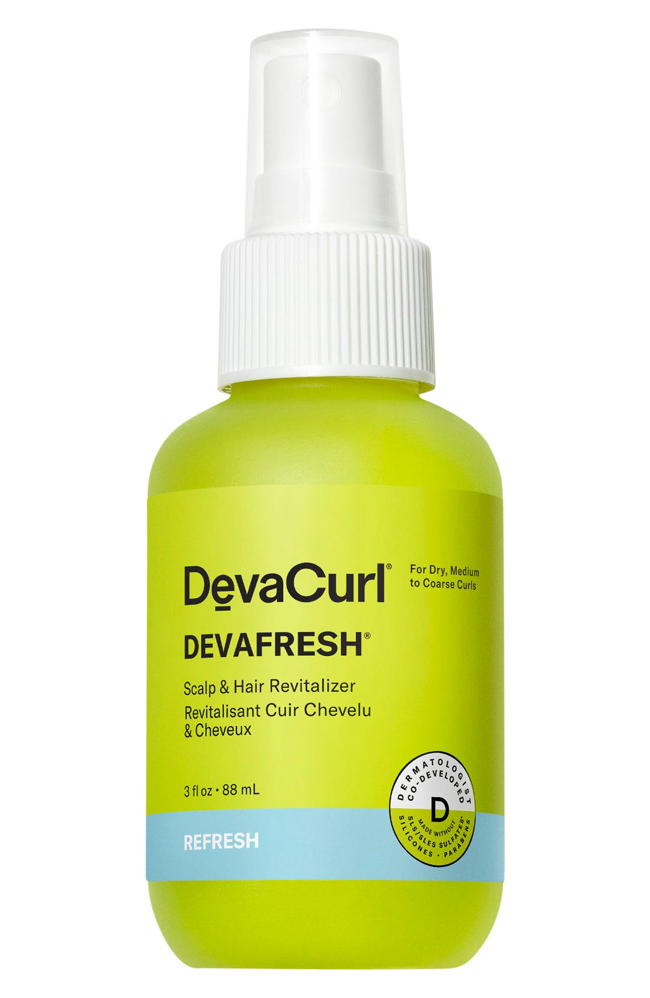 Devafresh Scalp & Hair Revitalizer