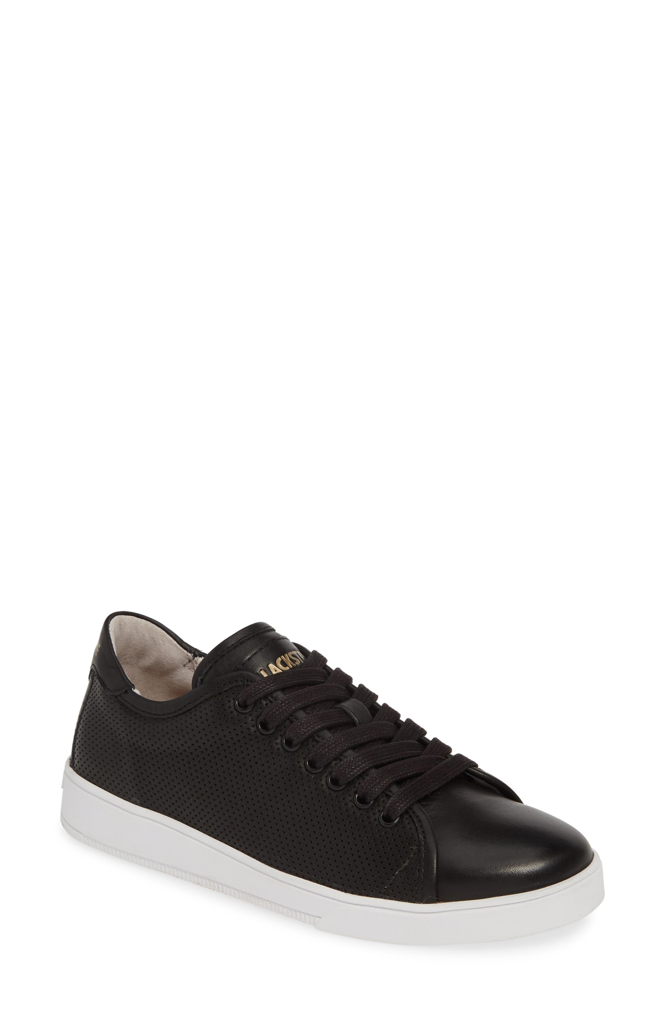 Rl72 Perforated Low Top Sneaker