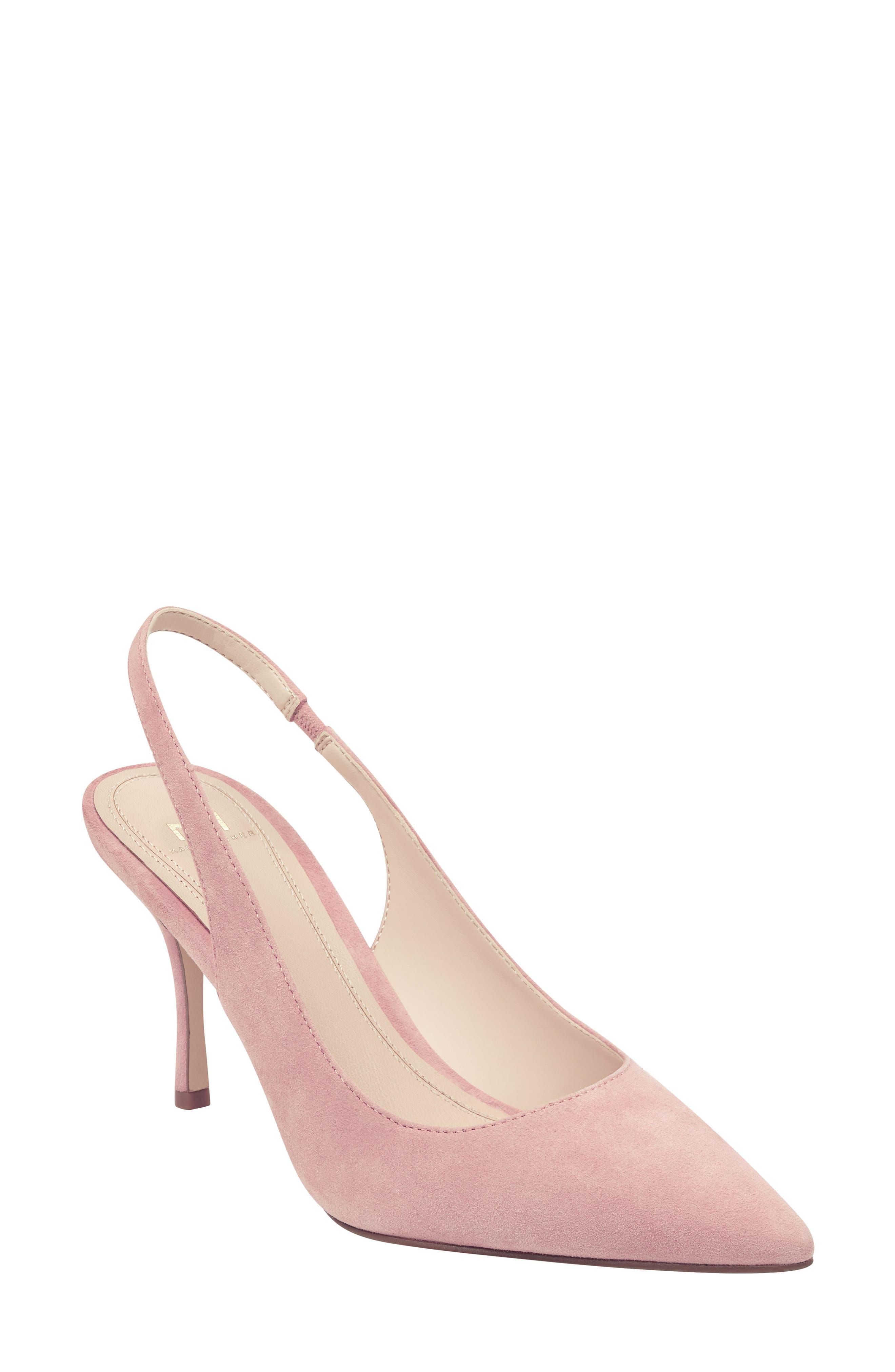 Marc Fisher Ltd Camela Slingback Pump, Pink