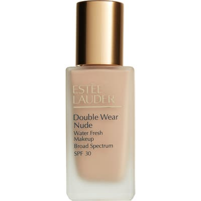 Estee Lauder Double Wear Nude Water Fresh Makeup Broad Spectrum Spf 30 - 1N2 Ecru