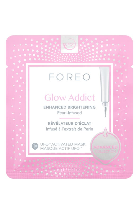 Foreo GLOW ADDICT UFO(TM) ACTIVATED MASK