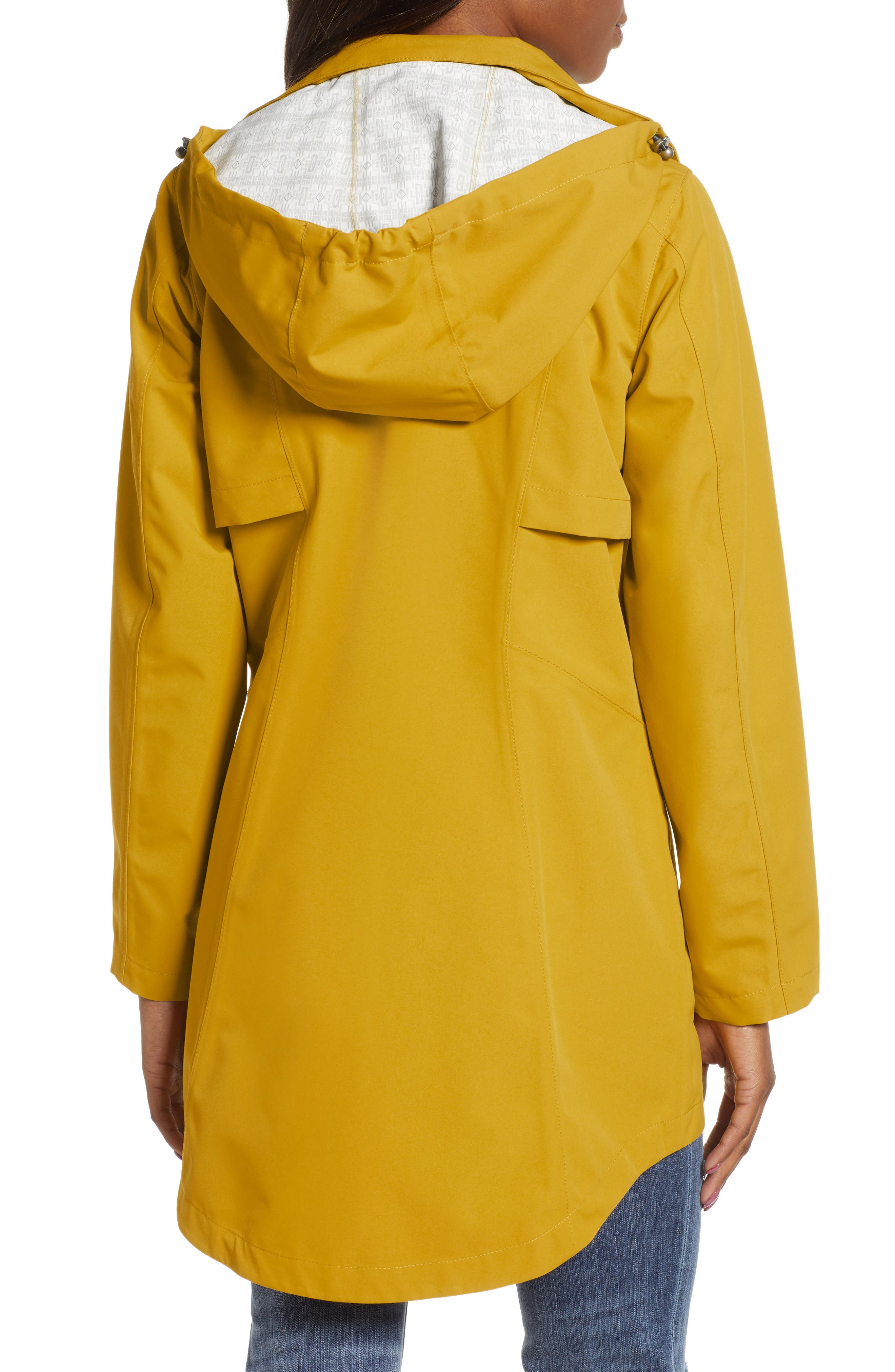 ,                             Josephine Water Repellent Hooded Jacket,                             Alternate thumbnail 9, color,                             701