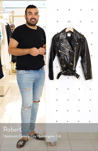 Vintage Leather Jacket, sales video thumbnail