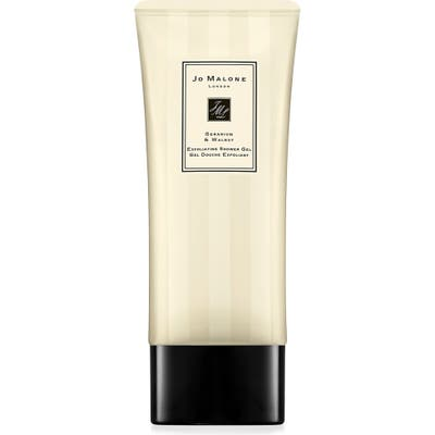 Jo Malone London(TM) Geranium & Walnut Exfoliating Shower Gel