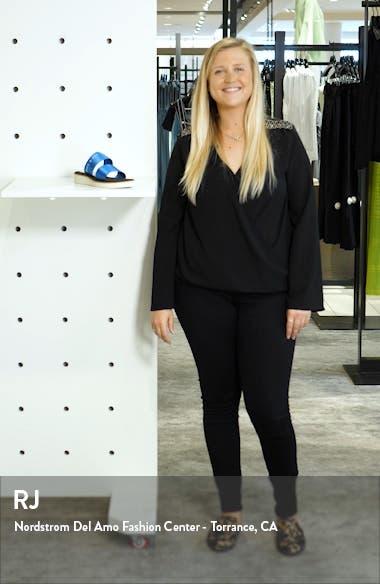 Mila Slide Sandal, sales video thumbnail