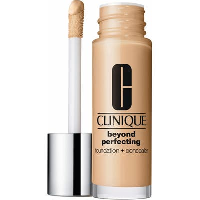 Clinique Beyond Perfecting Foundation + Concealer - Golden Neutral