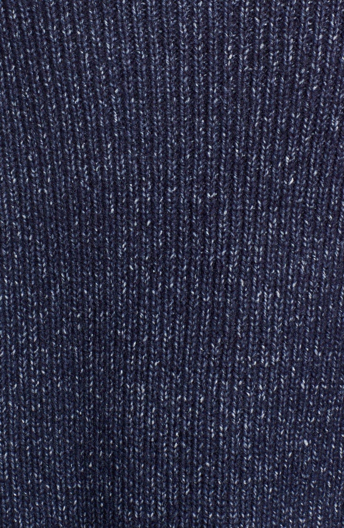,                             V-Neck Sweater Minidress,                             Alternate thumbnail 2, color,                             461