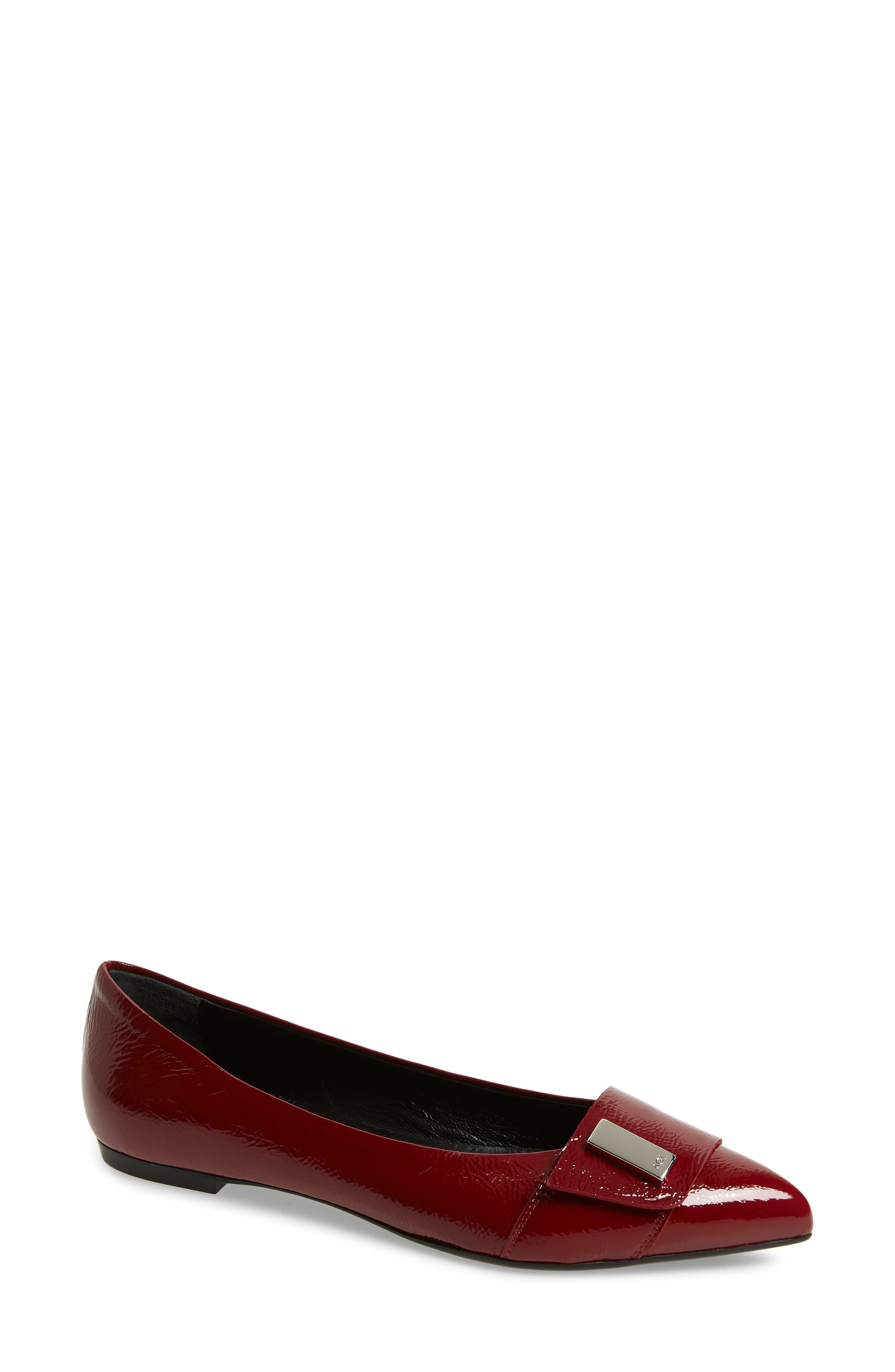 AGL Pointy Toe Flat (Women)