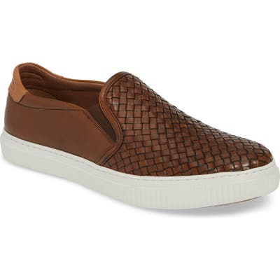 J & m 1850 Toliver Slip-On- Brown