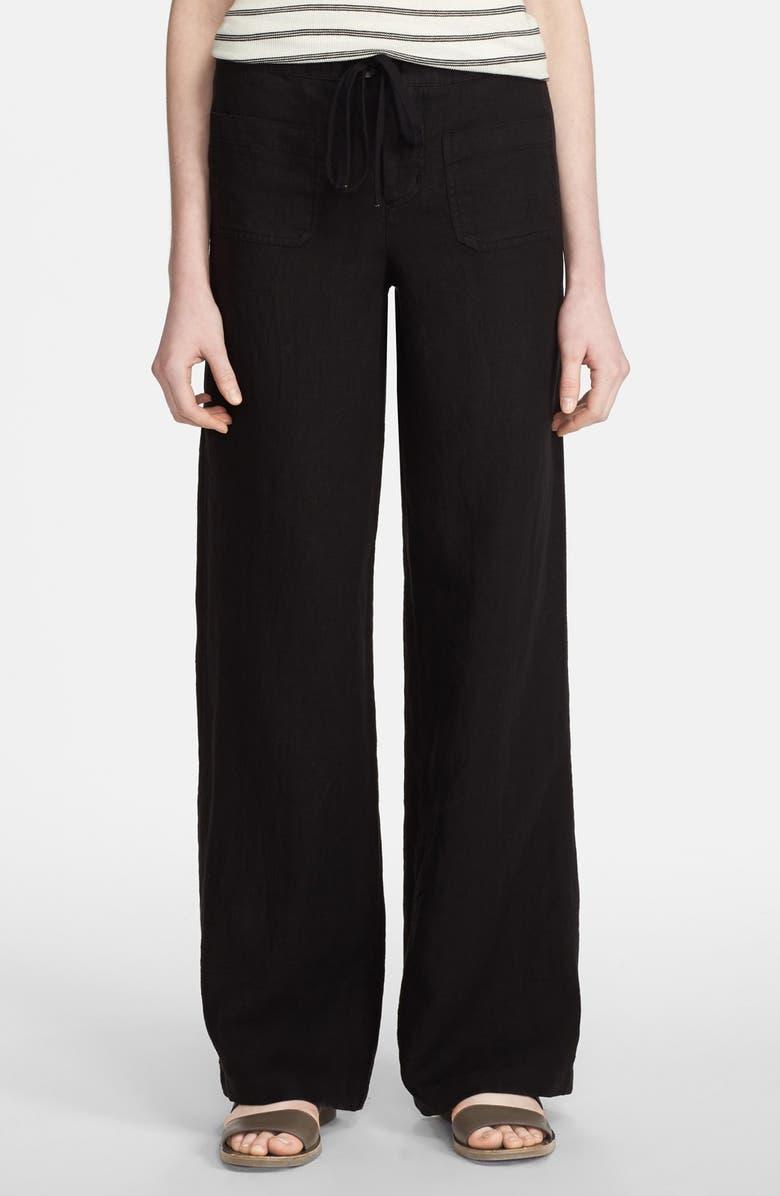 bf98c65423 'Beach' Linen Pants, Main, color, ...