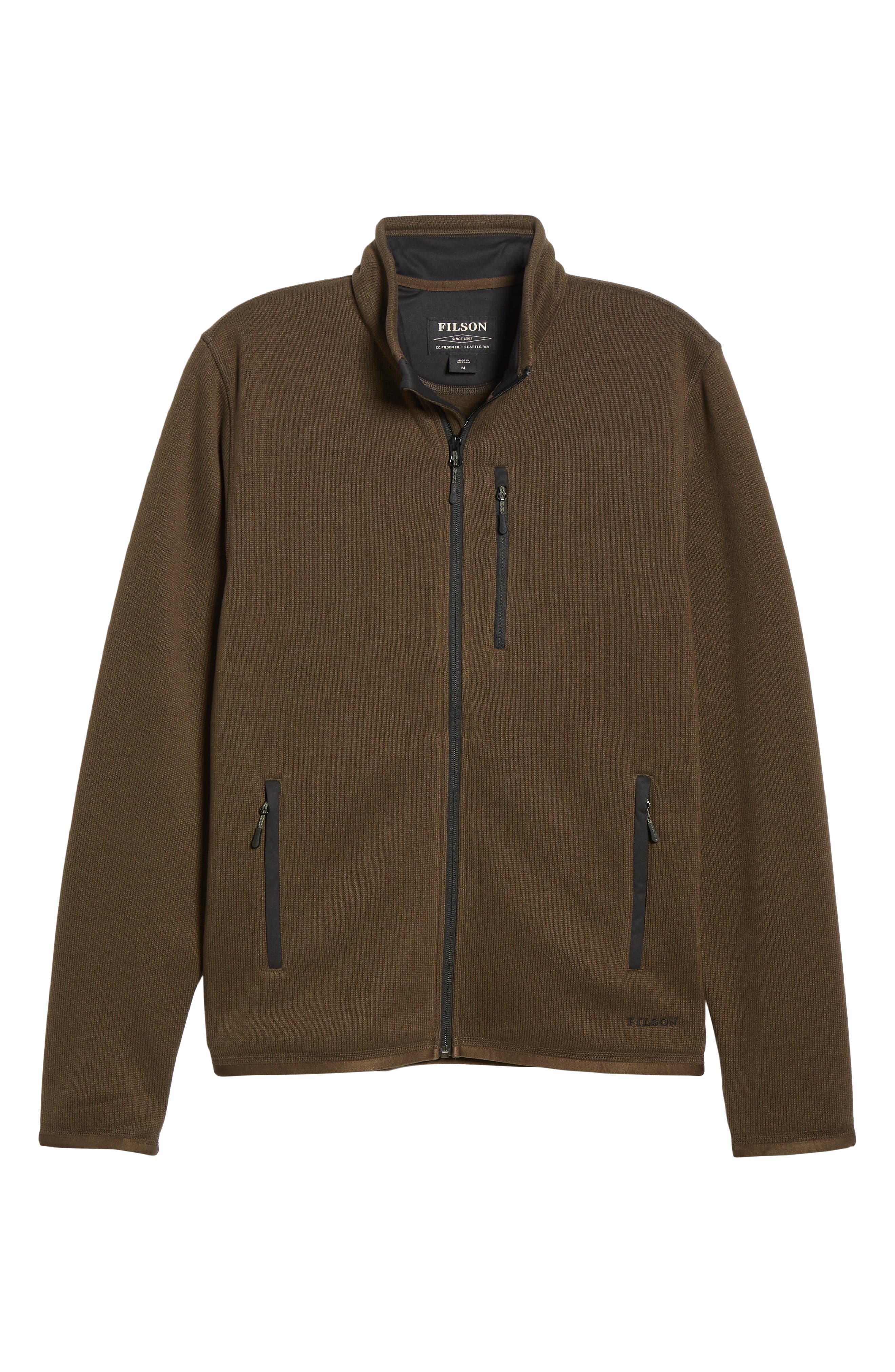 ,                             Ridgeway Polartec<sup>®</sup> Fleece Jacket,                             Alternate thumbnail 13, color,                             208