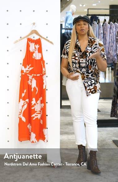 Jerelle Silk Sundress, sales video thumbnail