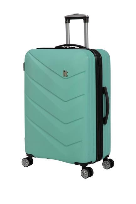 """Image of it luggage Chevron 28"""" Hardside Spinner Suitcase"""